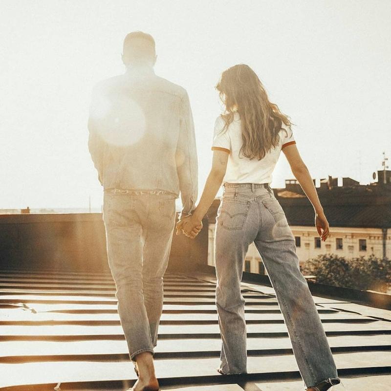 12 cách tạo dáng chụp ảnh cặp đôi đẹp | Ảnh 16