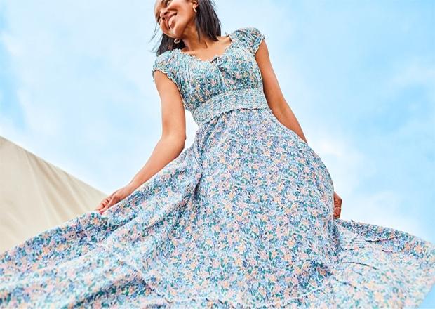 Cùng Old Navy điểm danh 5 kiểu váy mùa hè cần có trong tủ đồ