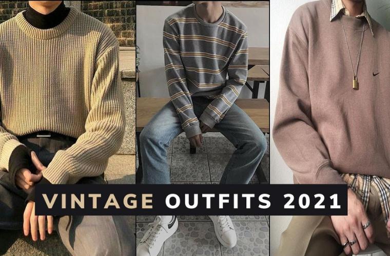 Bỏ túi tuyệt chiêu diện đồ theo phong cách Vintage dành cho nam giới   Ảnh 1