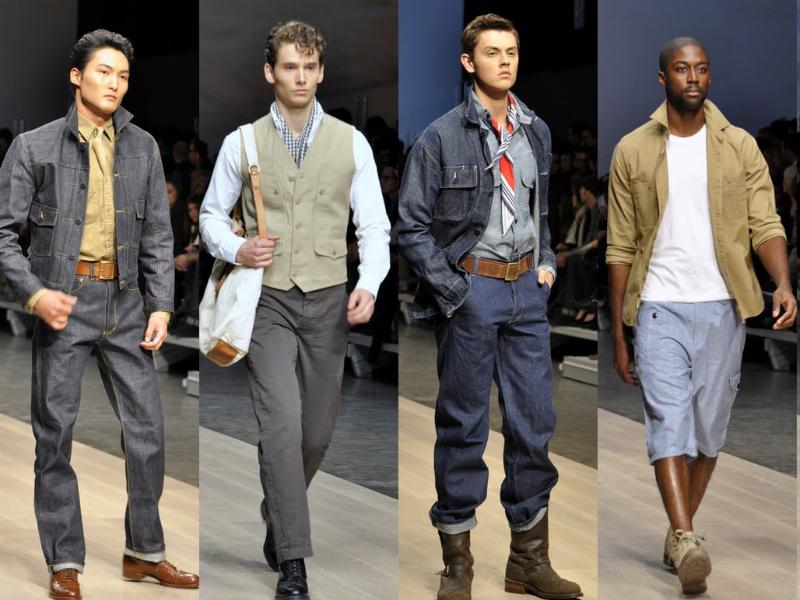 Bỏ túi tuyệt chiêu diện đồ theo phong cách Vintage dành cho nam giới   Ảnh 2