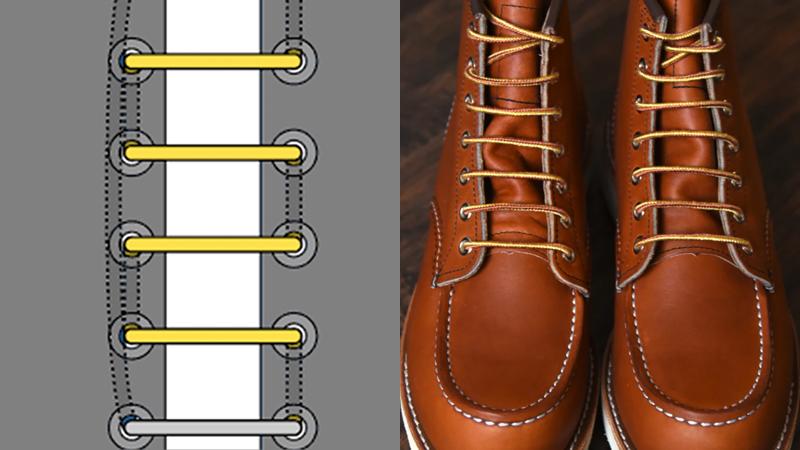 Cách buộc dây giày boot đẹp, đơn giản, nâng tầm phong cách   Ảnh 5