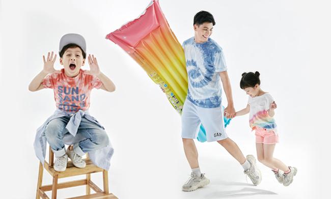 Họa tiết Tie-dye đầy ngẫu hứng luôn mang lại cảm giác tươi vui và rực rỡ