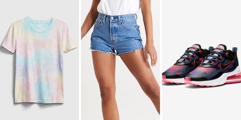Nâng tầm outfit với sneakers cá tính