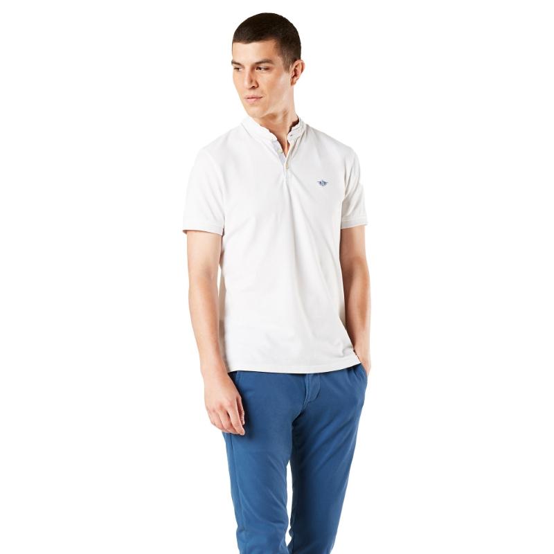 Khỏe khoắn và năng động khi phối quần kaki nam với áo polo